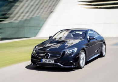 Mercedes-Benz S65 AMG Coupe Revealed By Luxury Vehicle Manufacturer