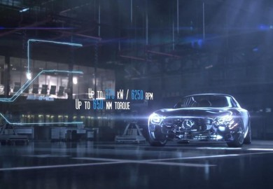 September 9 Online Launch Of Mercedes-Benz AMG GT Hinted