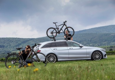 Genuine Accessories Offer Practical Solutions For The Mercedes-Benz C-Class Estate