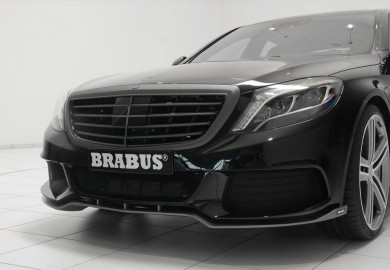Brabus Enhances A Mercedes-Benz S-Class For A Chinese Client