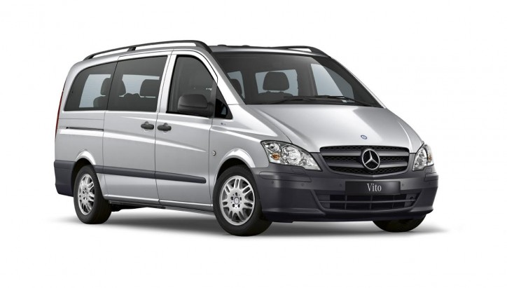 Mercedes Benz vito traveliner 724x411 Vito Traveliner vs Vito Sport X: A Battle of Speed, Storage and Style