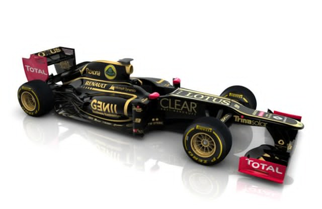 lotus team switch to mercedes engines Lotus Will Shift to Mercedes Engines Next Season