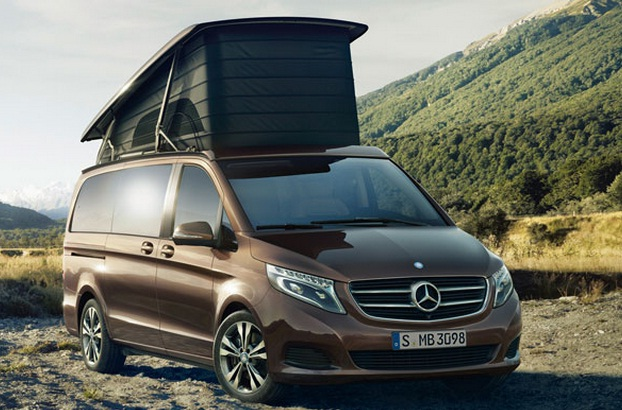 introducing the mercedes marco polo a mercedes benz fan blog. Black Bedroom Furniture Sets. Home Design Ideas