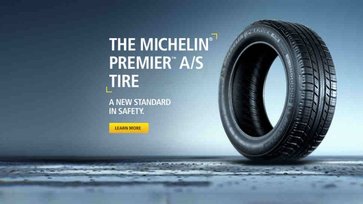 michelin premier a/s tire