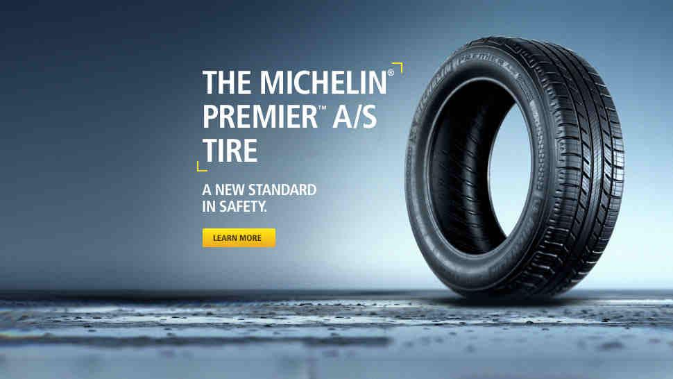 michelin premier a/s tire - BenzInsider.com - A Mercedes ...