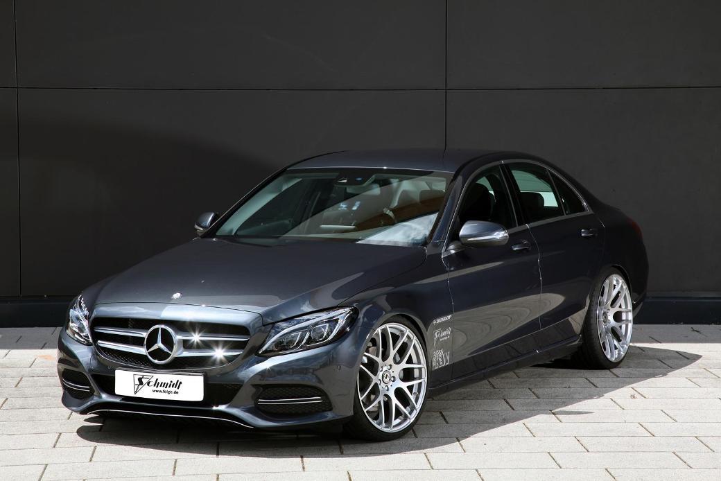 Schmidt Revolution Enhances 2014 Mercedes-Benz C220 ...