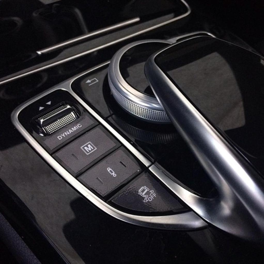 Images Of The Interior Of The 2015 Mercedes-Benz C63 AMG Leaked