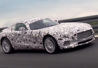 World Premiere Of Mercedes-Benz AMG GT Set On September 9