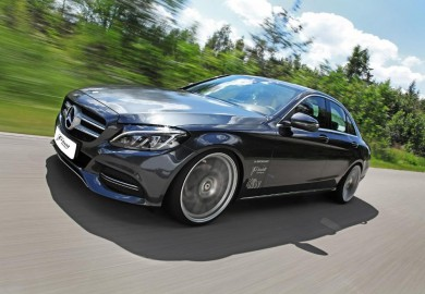 Schmidt Revolution Enhances 2014 Mercedes-Benz C220 BlueTEC
