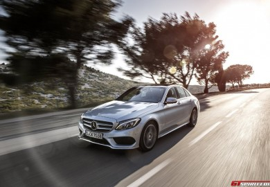 Mercedes-Benz C450 AMG Sport May Be Launched at Detroit