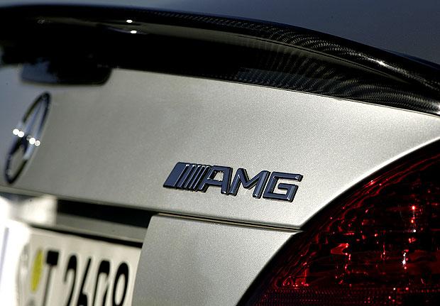 Mercedes-AMG-badge