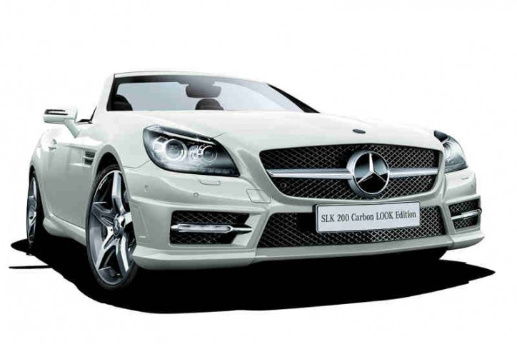 Mercedes-Benz SLK 200 Carbon Look Edition (1)