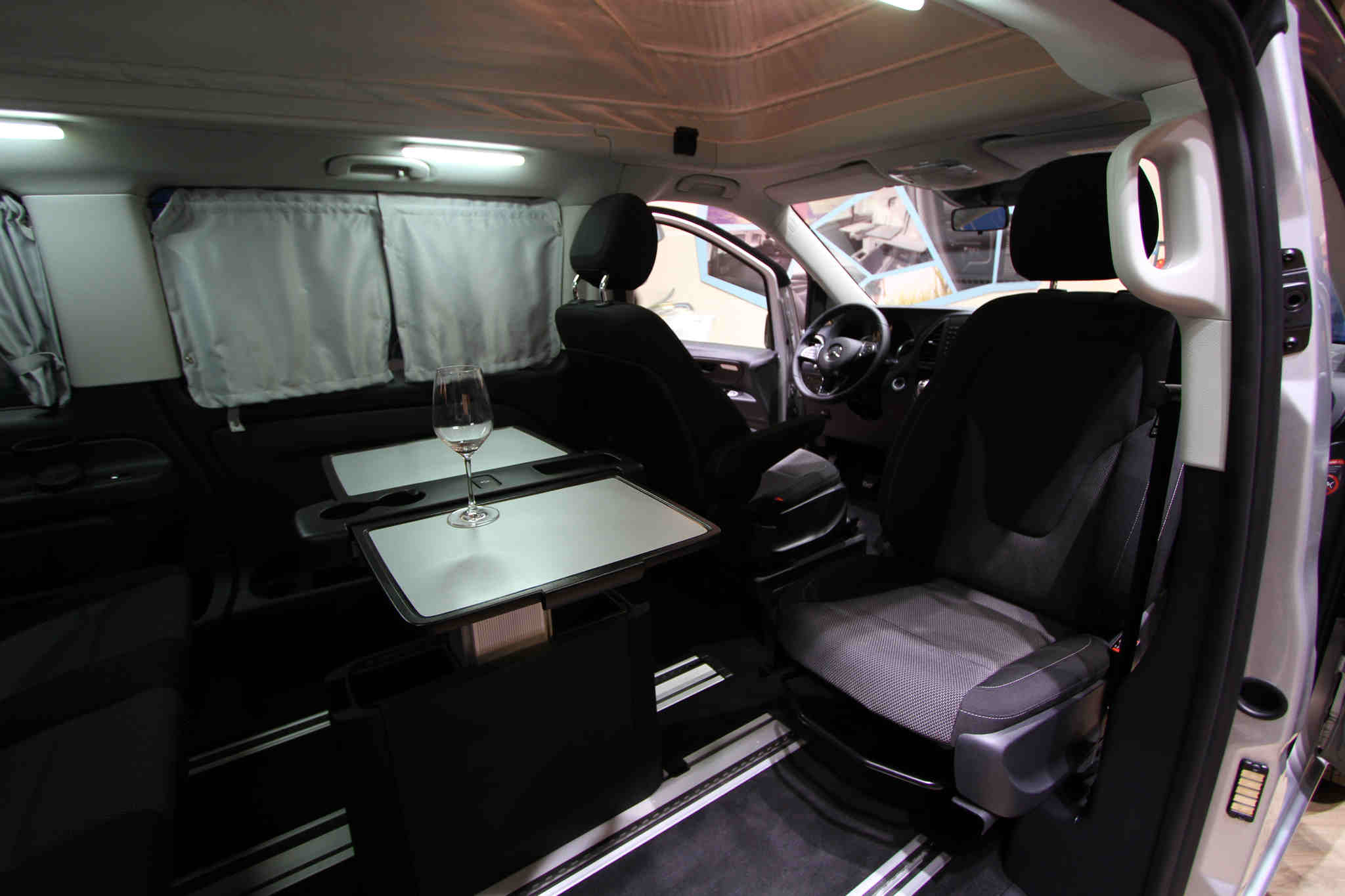mercedes marco polo makes its debut a mercedes benz fan blog. Black Bedroom Furniture Sets. Home Design Ideas