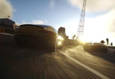 Mercedes-Benz AMG GT Featured On Driveclub Video Game From Sony