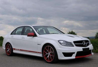 Mercedes-Benz C63 AMG Edition 507 For Australia Enhanced By Performance Studio