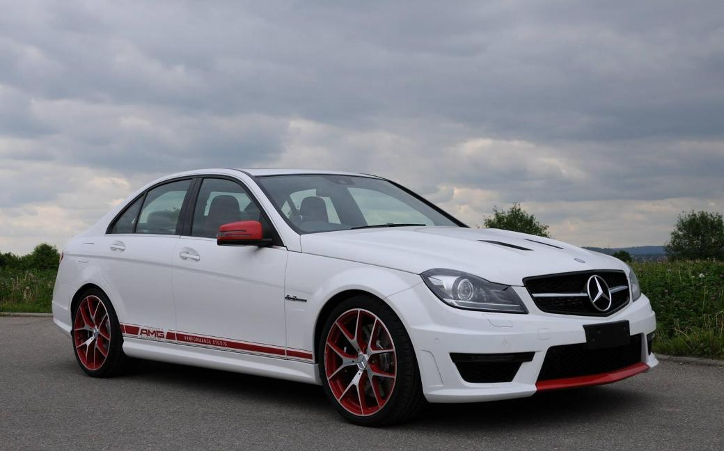 Mercedes-Benz C63 AMG Edition 507 For Australia Enhanced ...