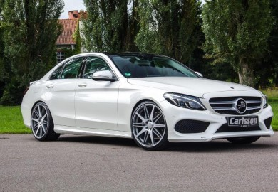 Mercedes-Benz C-Class AMG Enhanced By Carlsson