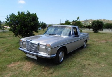 Converted 1971 Mercedes-Benz 220D Available In The Market