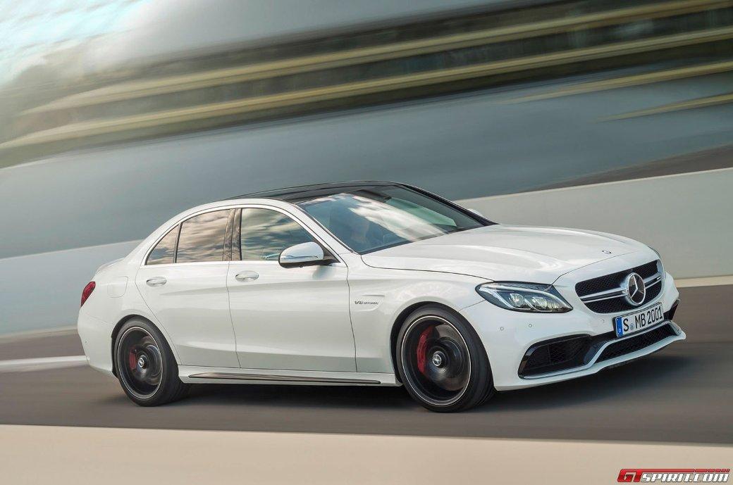 Rendering Of Mercedes-Benz AMG C63 S Emerges - BenzInsider com - A