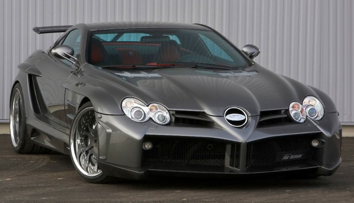 5 most expensive top of the line mercedes sports cars