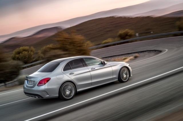 2016 Mercedes Benz C350 Plug In Hybrid