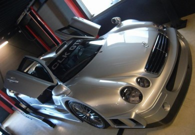 Mercedes-Benz CLK GTR Available For Sale In Germany