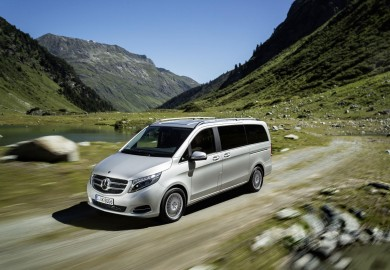 Mercedes-Benz V250 BlueTEC 4Matic