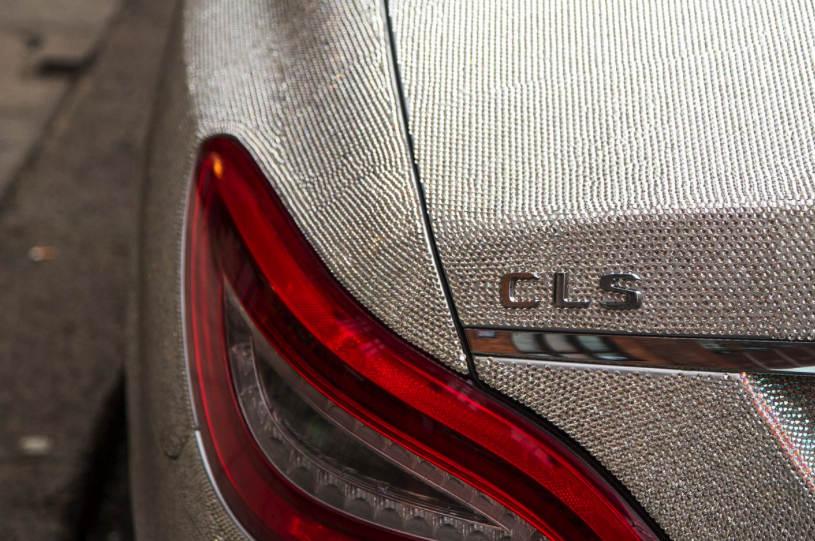 مجله خودرو خودرو لوکس جدول قیمت بنز CLS 350