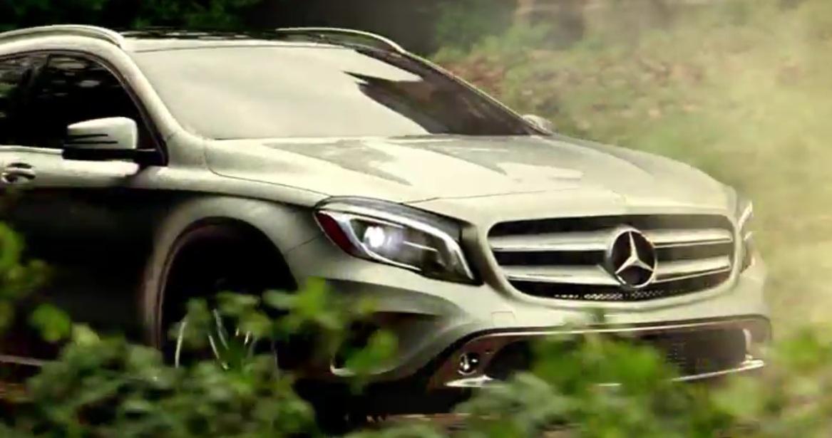Mercedes benz gla 250 a mercedes benz for Mercedes benz us open