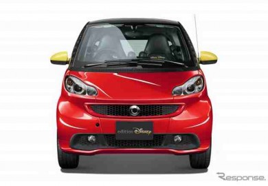 smart fortwo disney edition (3)
