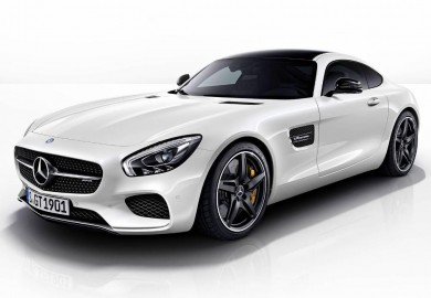 Night Package Available For Mercedes-Benz AMG GT