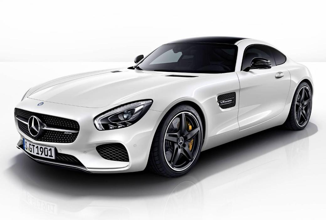 Night package available for mercedes benz amg gt for Mercedes benz packages