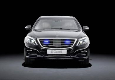 TopCar Modifies Mercedes-Benz S600 Guard
