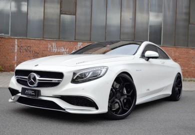 Mercedes-Benz S63 AMG Coupe Upgraded Again By MEC Design