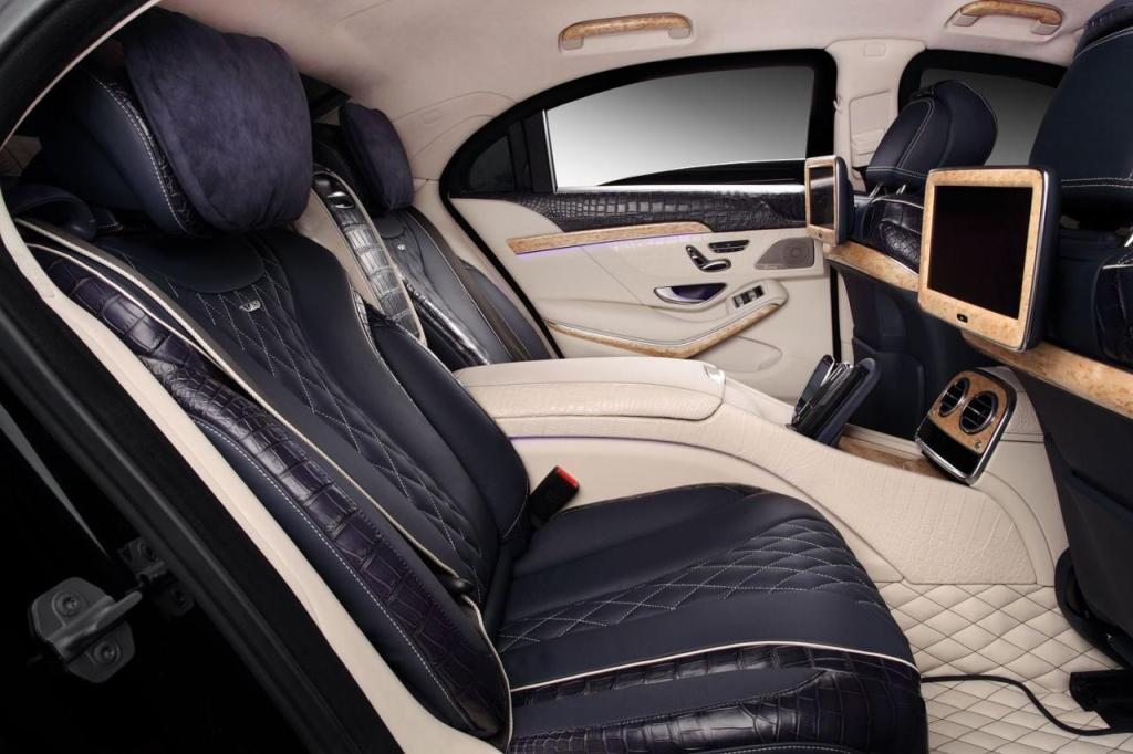 TopCar Modifies Mercedes-Benz S600 Guard - BenzInsider.com - A ...