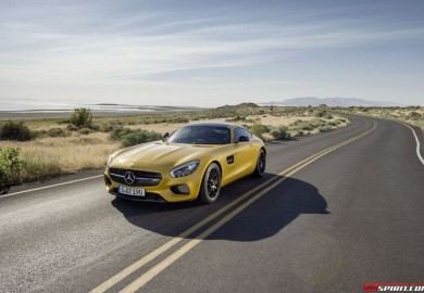 2015 Mercedes-Benz AMG GT Nears Sold-out Status For 2015-2016