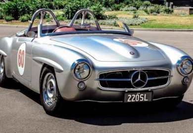 1957 mercedes-benz 200sl