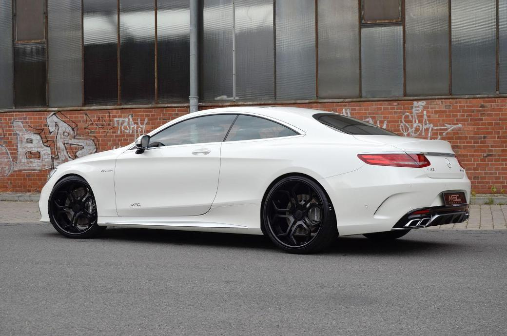 Mercedes Benz S63 Amg Coupe Upgraded Again By Mec Design