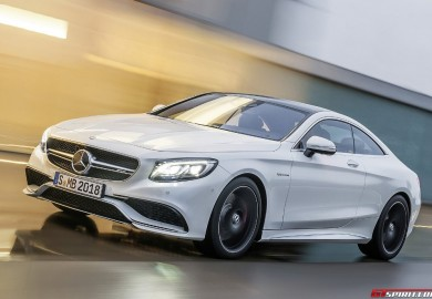 Online Configurator For The Mercedes-Benz S-Class Coupe Unveiled