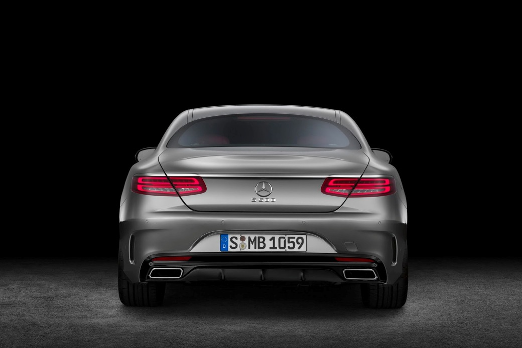 Prices of latest mercedes benz s class coupe for the us market released a - Mercedes benz s class coupe price ...