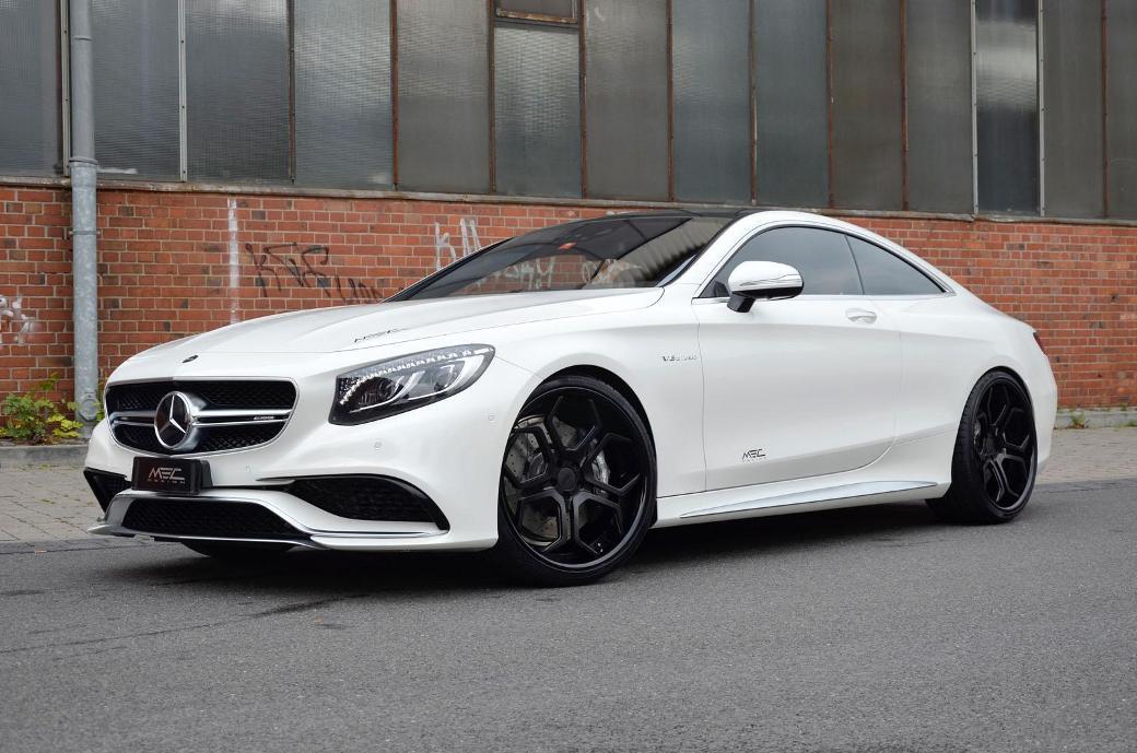 Mercedes Benz S63 Amg Coupe Upgraded Again By Mec Design Benzinsider Com A Mercedes Benz Fan