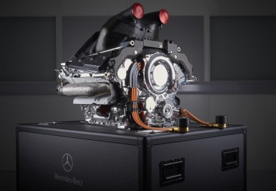 Mercedes AMG PU106A Hybrid Formula One Power Unit