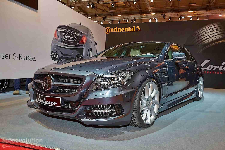 All Types cls mercedes 2015 : 2015 mercedes-benz cls lorinser (3) - BenzInsider.com - A Mercedes ...