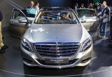 2016 Mercedes-Maybach S 600 (1)
