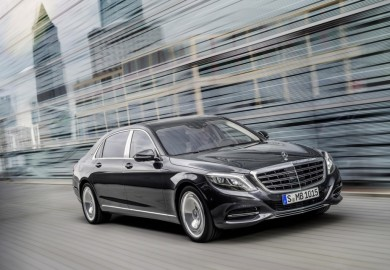 2016 Mercedes-Maybach S 600