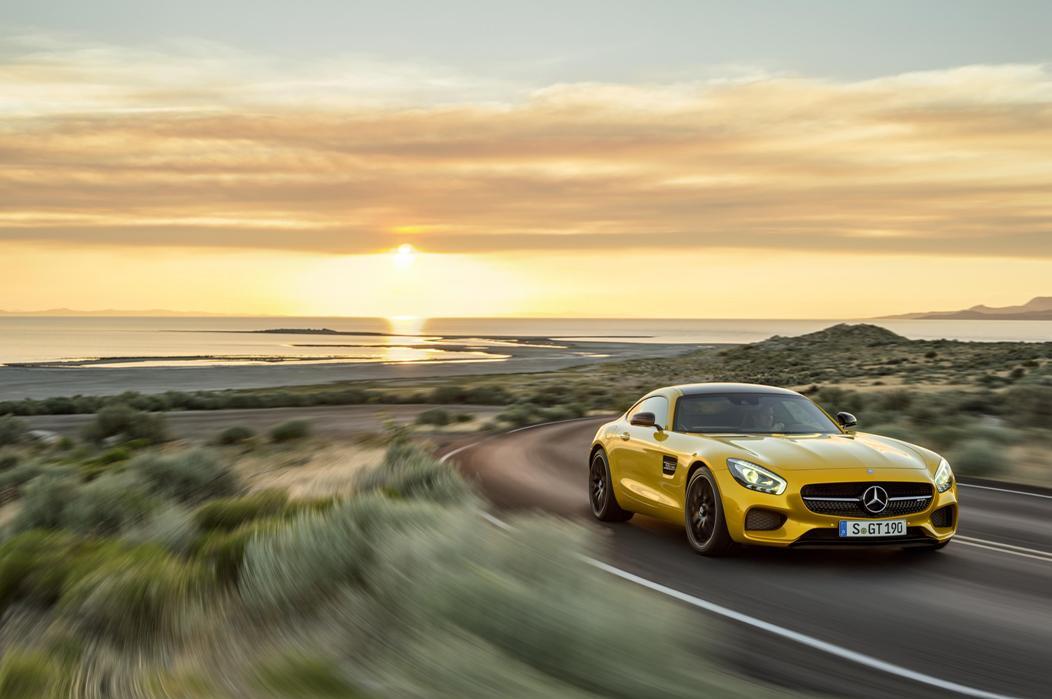 Mercedes-AMG GT Pricing For UK Market Revealed ...