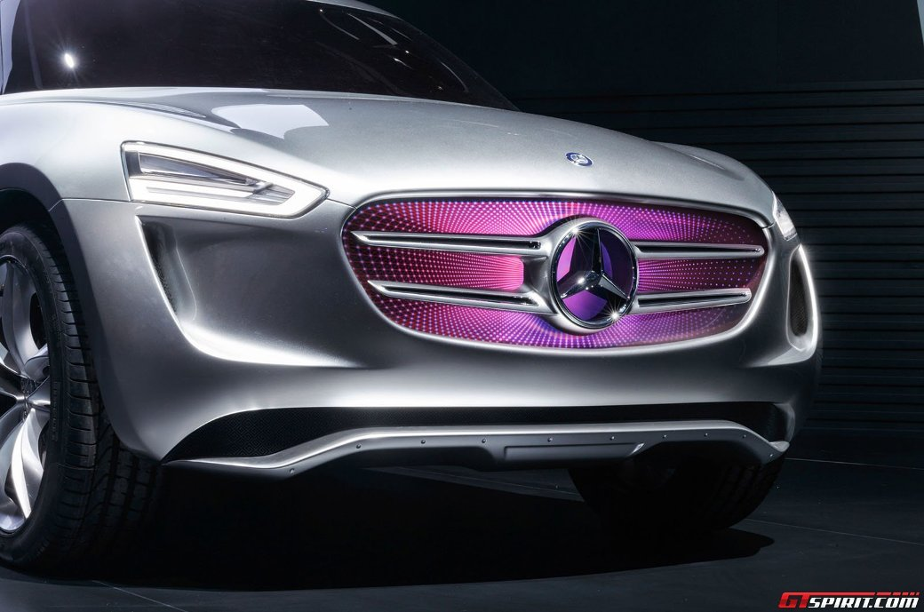 Twelve new mercedes benz vehicle models to be introduced for New mercedes benz models