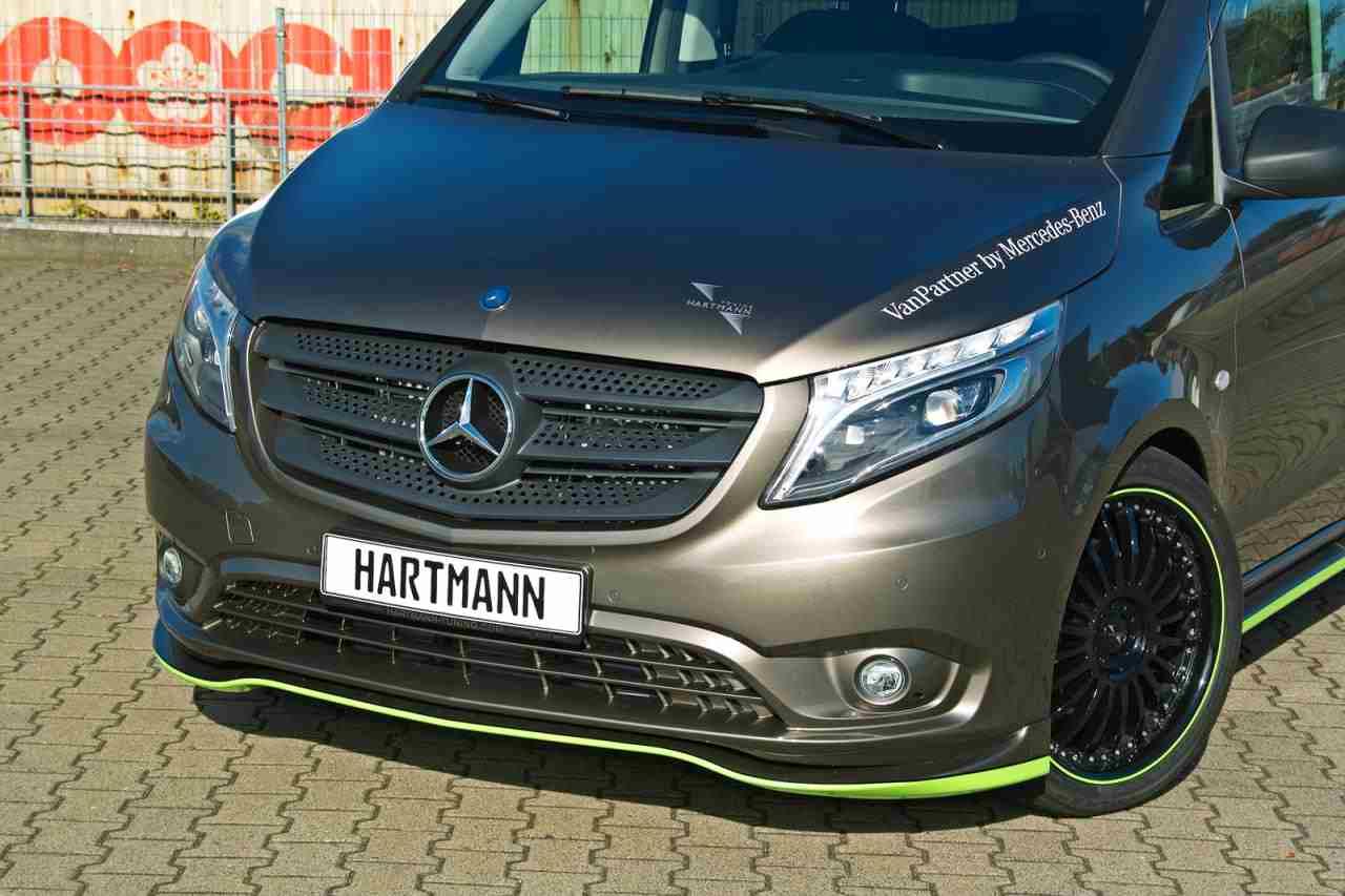Hartmann Mercedes Vito 4 Benzinsider Com A Mercedes