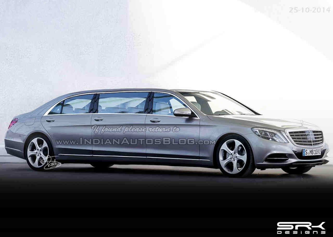 Mercedes-Benz S-Class Pullman - BenzInsider.com - A ...
