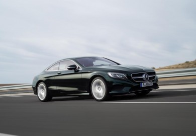 Mercedes-Benz S500 Coupe 2014
